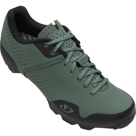 Giro Manta Lace Chaussures Femme, grey/green